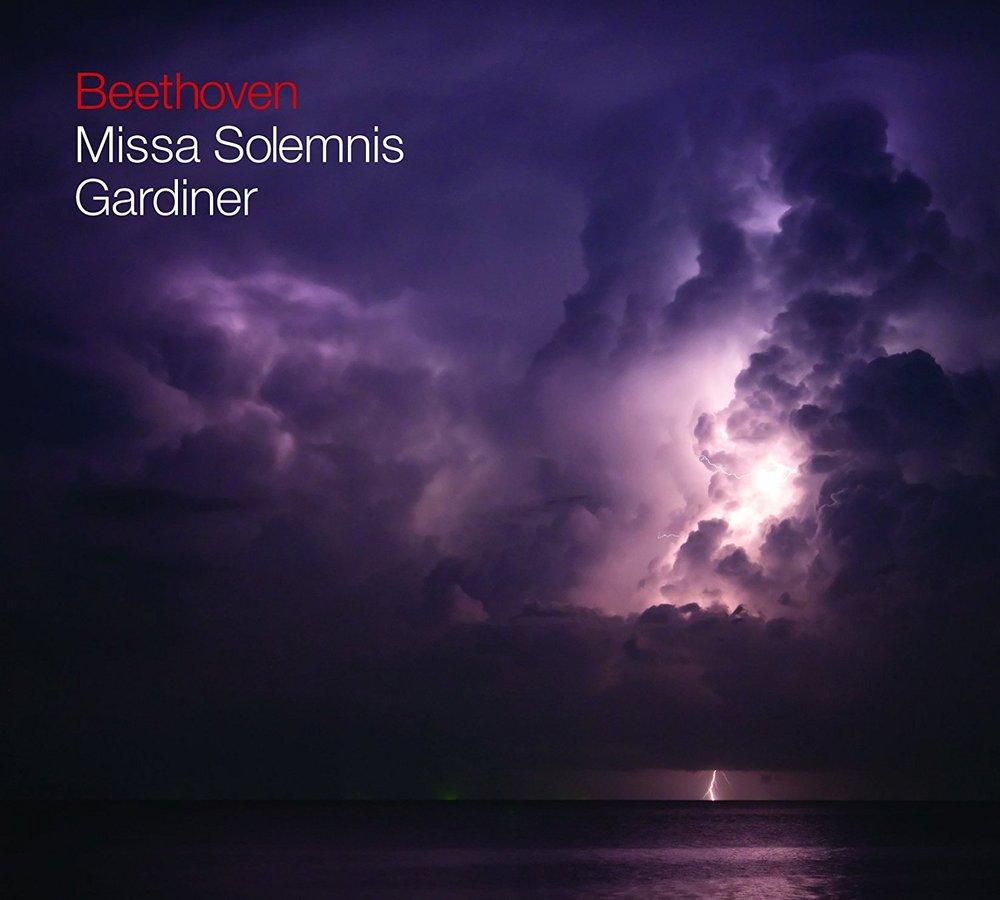 Beethoven: Missa SolemnisSir John Eliot gardiner / Orchestre Révolutionnaire et Romantique.SDG, 2013 -