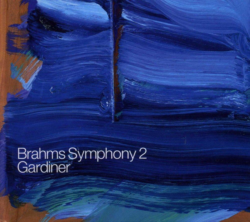 Brahms Symphony 2Sir John Eliot gardiner / Orchestre Révolutionnaire et Romantique / Monteverdi ChoirSDG, 2009 -
