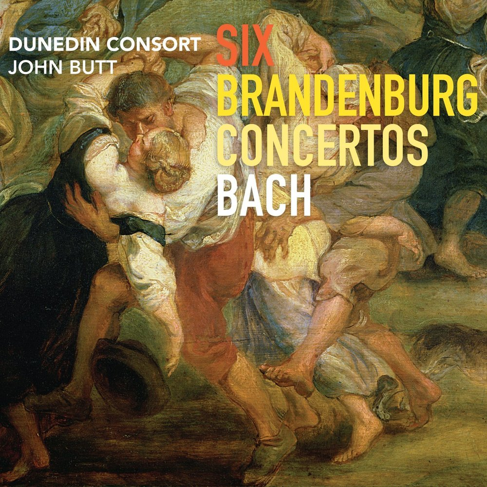 Six Brandenburg Concertos BachDunedin Consort & Players / John ButTLinn, 2013 -