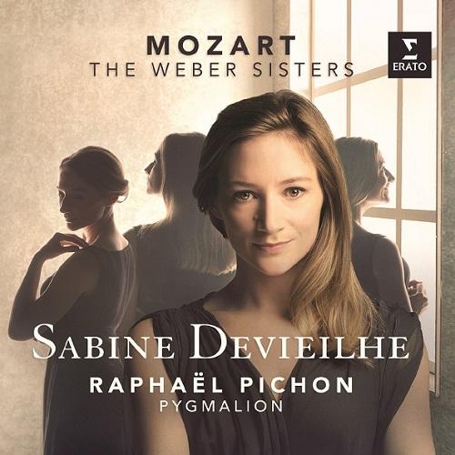 Mozart: The Weber SistersSabine Devieilhe / RaphaËl Pichon / PygmalionErato, 2015 -