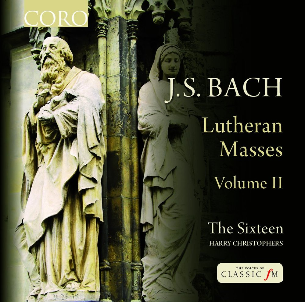 J.S.Bach Lutheran Masses: Vol. 2Inc. Cantata BWV 79 'Gott der Herr ist Sonn' und Schild'.The Sixteen / Harry ChristophersCoro, 2013 -