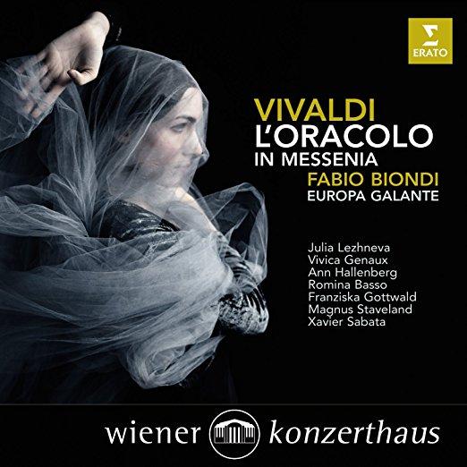 Vivaldi: L'Oracolo in MesseniaEuropa Galante / Fabio BiondiWiener Konzerthaus, 2013 -