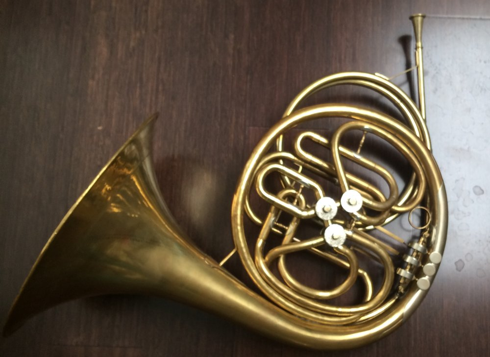 Rotary horn: Leopold Uhlmann (1806–1878), mid. 19th century
