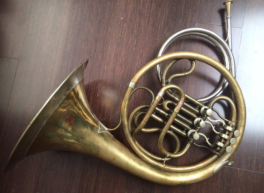 Rotary horn: Bohland und Fuchs (Graslitz, fl. 1870–1945).