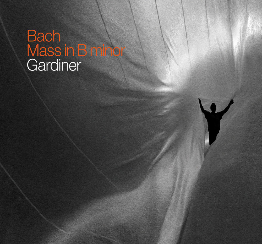 Bach: Mass in B MinorSir John Eliot Gardiner / English Baroque Soloists / Monteverdi ChoirSDG, 2015 -