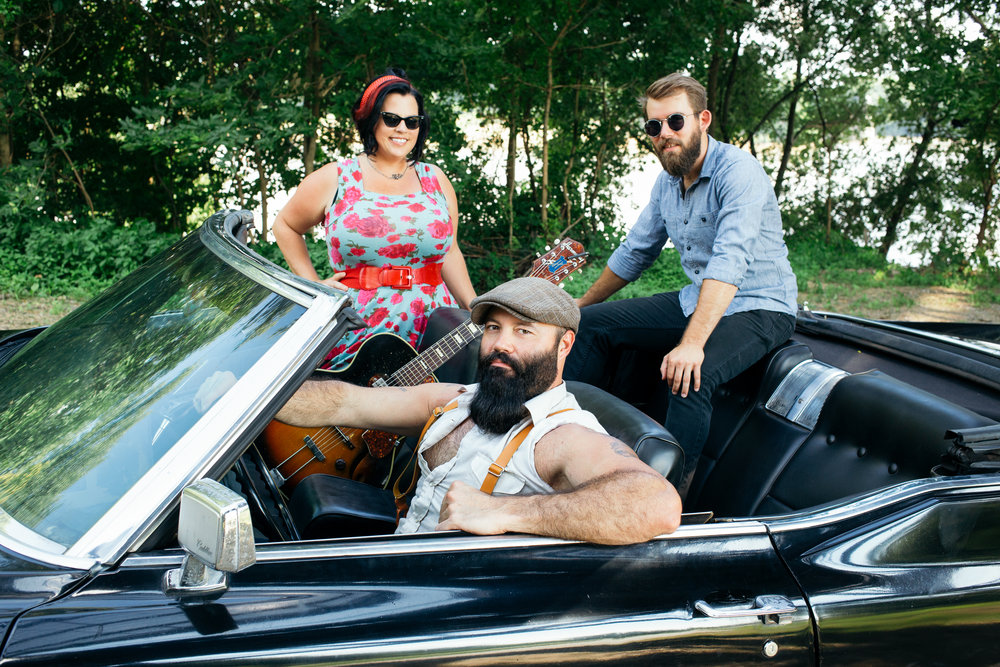 THE REV. PEYTON'S BIG DAMN BAND -