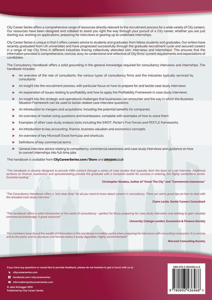 Consultancy Handbook