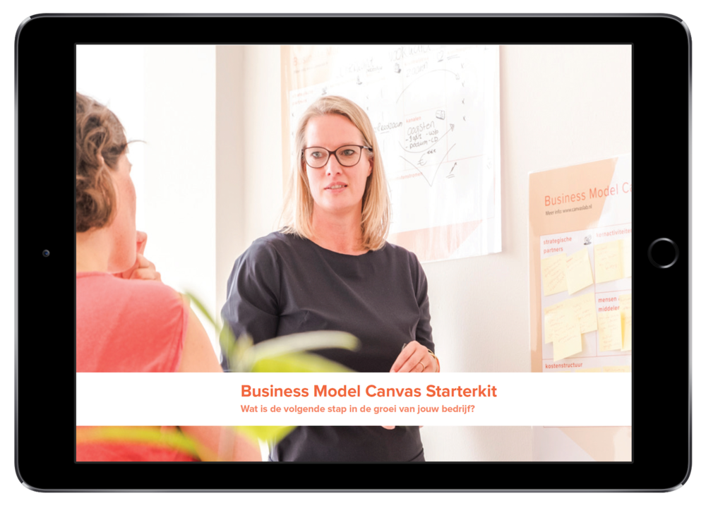 Business Model Canvas Starterkit