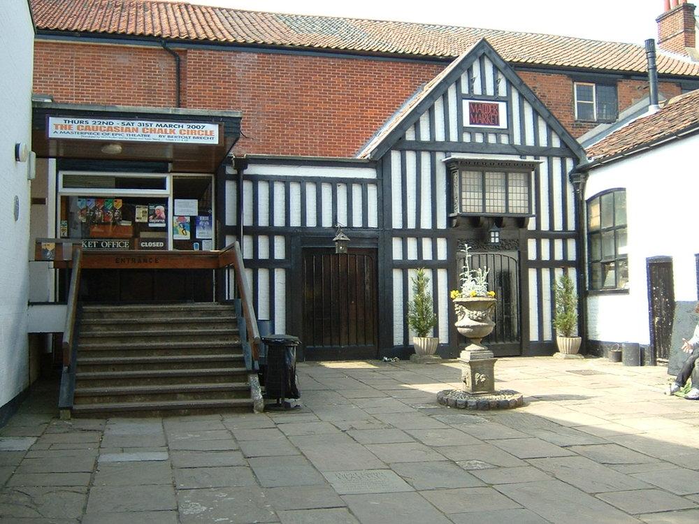 Norwich's Maddermarket Theatre