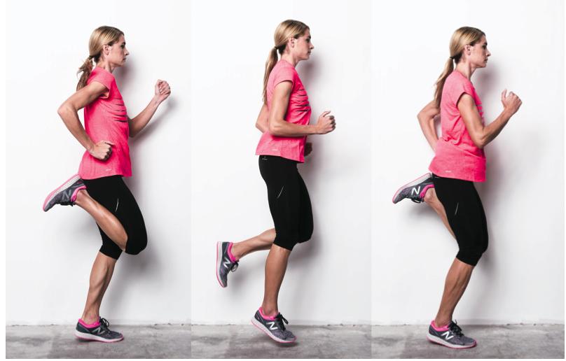 Photo by Scott Draper, http://running.competitor.com/2015/06/training/running-form-drill-butt-kicks_130287