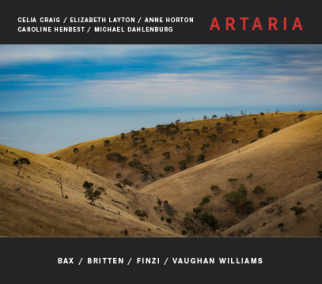' …breathlessly beautiful… what the Australian ensemble Artaria serves up on this superb recording of music by English composers will open ears.'- Craig Zeichner(Native DSD, Dec 2018) -