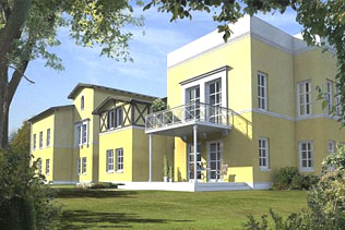 Die Villa Hesse in Potsdam   Sanierung und Teilneubau einer denkmalgeschützten Villa in der Jägervorstadt, gegenüber dem Schlosspark Sanssouci.