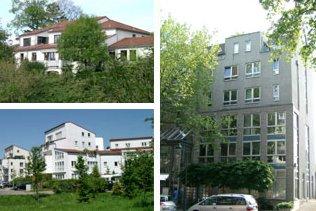 Komfort-Eigentumswohnungen bei Düsseldorf   Ob in Waldlage, am Hang mit Weitsicht oder mitten im Ortskern: Privatsphäre, große Balkone oder Terrassen und eine attraktive Architektur zeichnen die unterschiedlichen Wohnungsbauten aus. Beliebte Alternative zu dem Reihenhaus. Wohnflächen von 60 - 140 m²