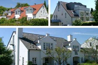 Doppelhäuser die Alternative zum Reihenhaus   Im englischen Stil oder mehr klassisch oder modern: die realisierten Projekte tragen immer die Handschrift kreativer Architekten und überzeugen durch hervorragende Grundrisse und Individualität. Wohnflächen von 140 bis 200 m²