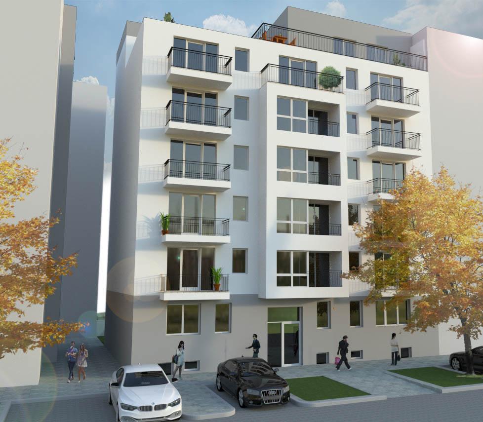 Eitelstraße 67 in 10317 Berlin-Lichtenberg   18 moderne lichtdurchflutete Stadtwohnungen unterschiedlicher Größen von 30 qm bis 102 qm mit Terrassen oder Balkonen, Aufzug u.v.m