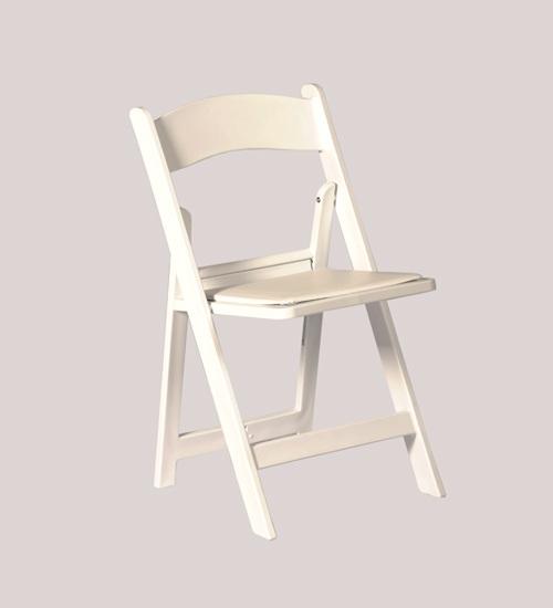 White Americana Chair $6.60 each