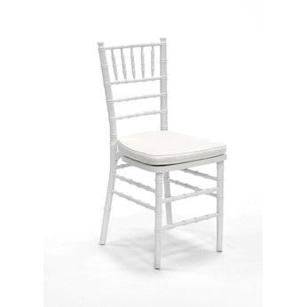 White Tiffany Chair $11.00 each
