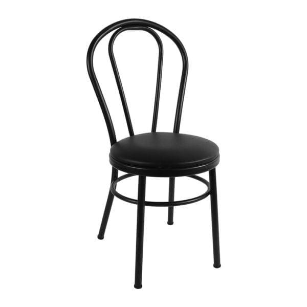 Black Cabaret Chair $6.60ea