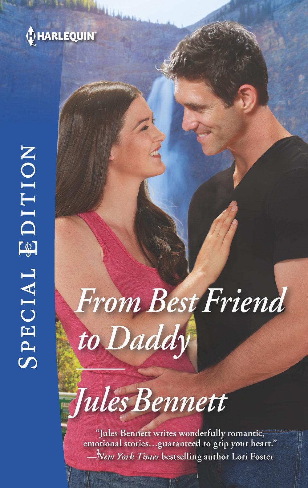Jules Bennett Return to Stonerock From Best Friend to Daddy
