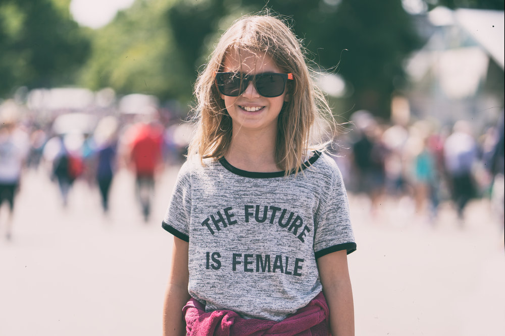 The Future Is Female, Minnesota State Fair
