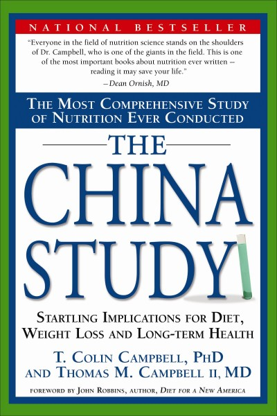 The China Study<br>(T. Colin Campell &<br>Thomas M Campbell II)