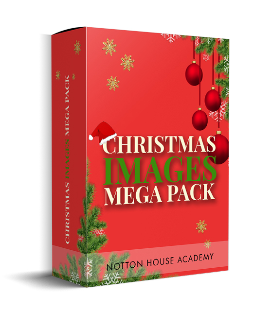 Get the Christmas Image Mega Pack here! - FREE!