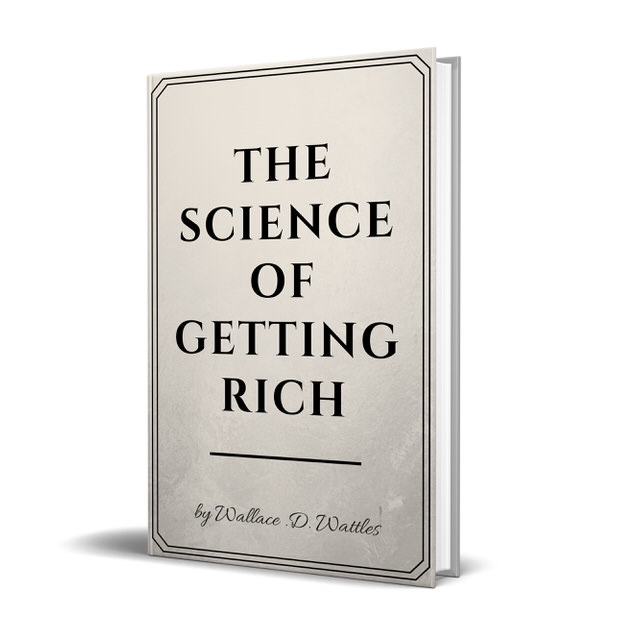 The Science of Getting Rich - The timeless principles in this classic will transform your financial future.A primary principal in The Science of Getting Rich is to always give more in
