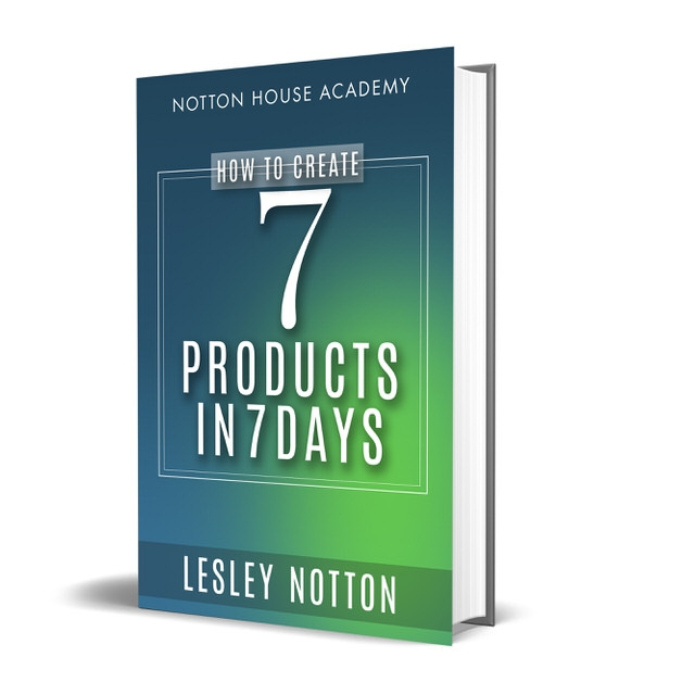 How to Create 7 Products in 7 Days - Learn how to tap into a constant flow of ideas that will never leave you wondering what you can sell next using four simple methods that each should take no longer than 7 minutes to grasp.Discover why your ideas are being stolen as you read this, and how to stop this from happening straight away, before everyone else gets rich from your ideas.