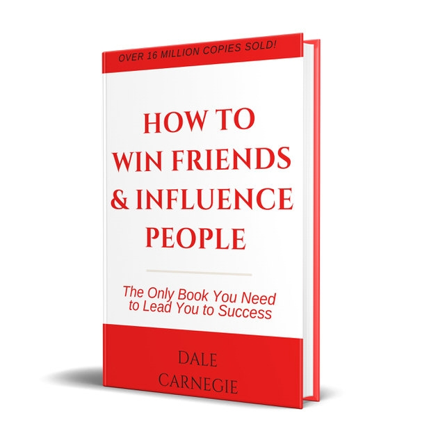 How to Win Friends & Influence People - Over 16 million copies of this book have been sold!  Dale Carnegie will teach you how to:- make friends quickly and easily- increase your popularity- persuade people to follow your way of thinking- enable you to win new clients and customers- become a better speaker - boost enthusiasm among your colleagues