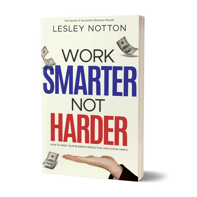 Work Smarter, Not Harder - Refine the way you think and work in this eBook.  Full of practical advice and tips that help you to be your most productive.  Comes with 7 Worksheets for you to print & use.