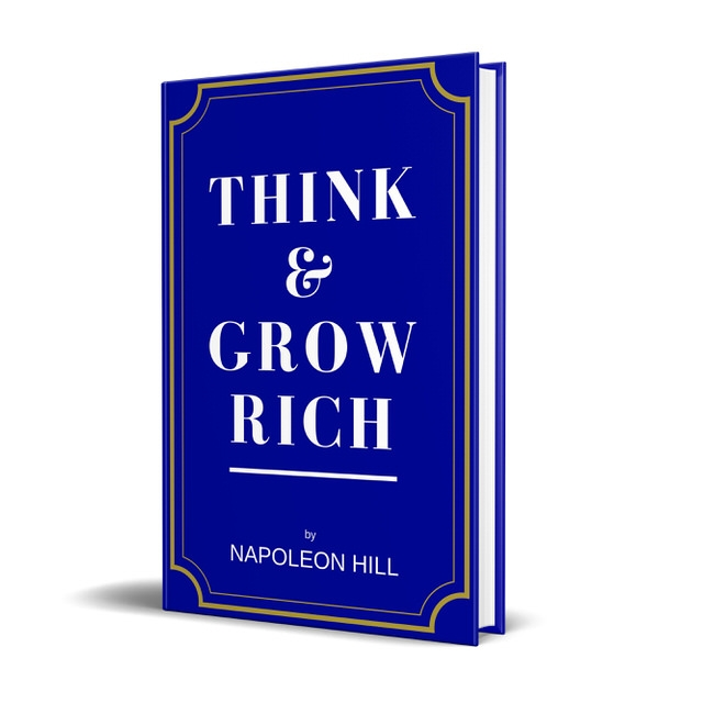 Think & Grow Rich - Napoleon Hill interviewed over 500 of the most affluent men & women of his time and he uncovered the secret to great wealth based on the notion that if we can learn to think like the rich, we can start to behave like them. By understanding and applying the 13 simple steps that constitute Hill's formula, you can achieve your goals, change your life and join the ranks of the rich and successful.