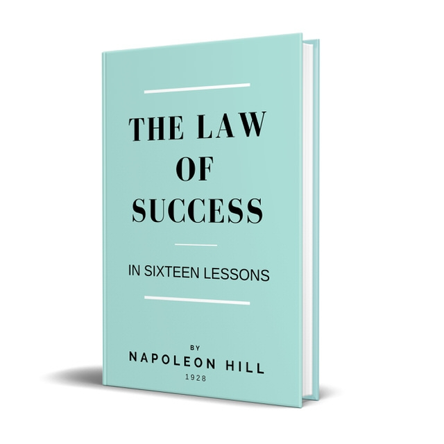 The Law of Success - Another must read book by Napoleon Hill.  The 16 lessons in this book perfectly crystallize everything you will need to know to succeed.  Once you've read this book you will understand what gives certain people an edge over everyone else.   This book has changed countless lives and it can change yours!