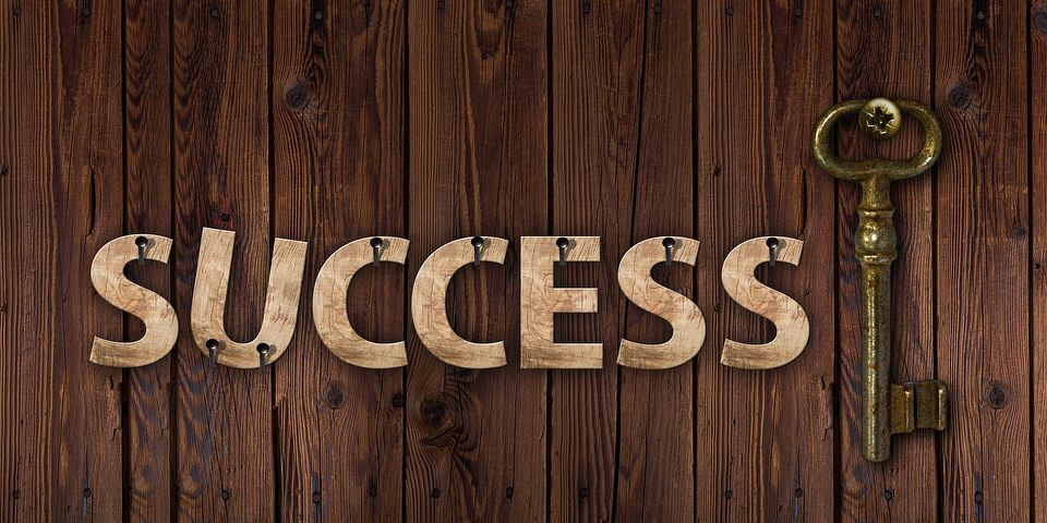 How to be Successful in Business - The Law of Success