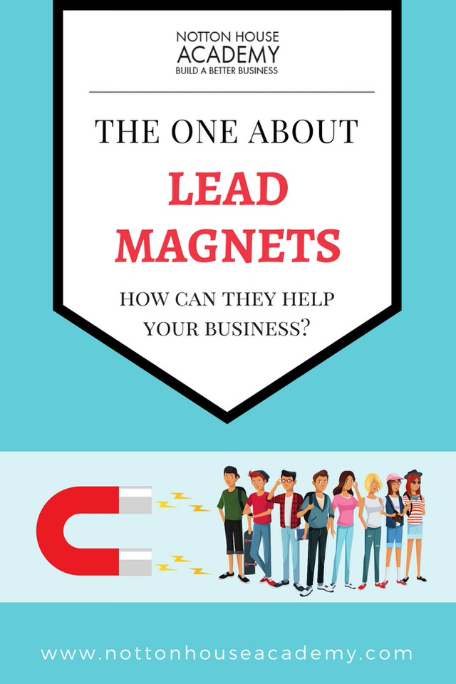 Let's find out how a killer lead magnet can help your business!