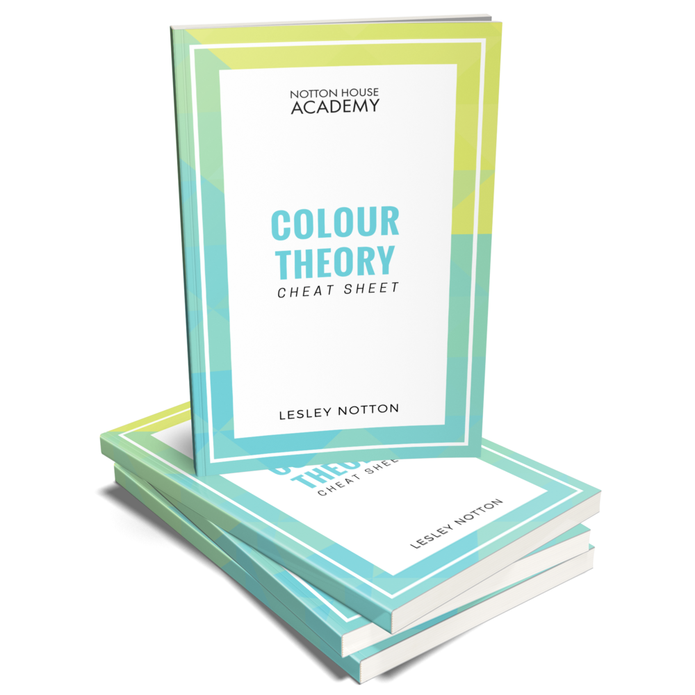 Grab your FREE Colour Theory Cheat Sheet here! -
