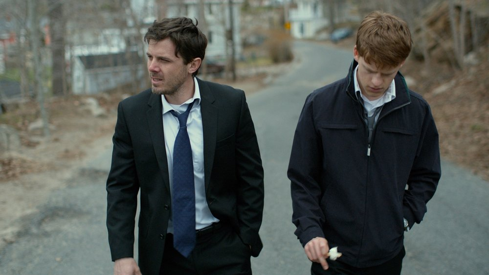 Manchester By The Sea (2016) - Directed by: Kenneth LonerganWritten by:Kenneth Lonergan