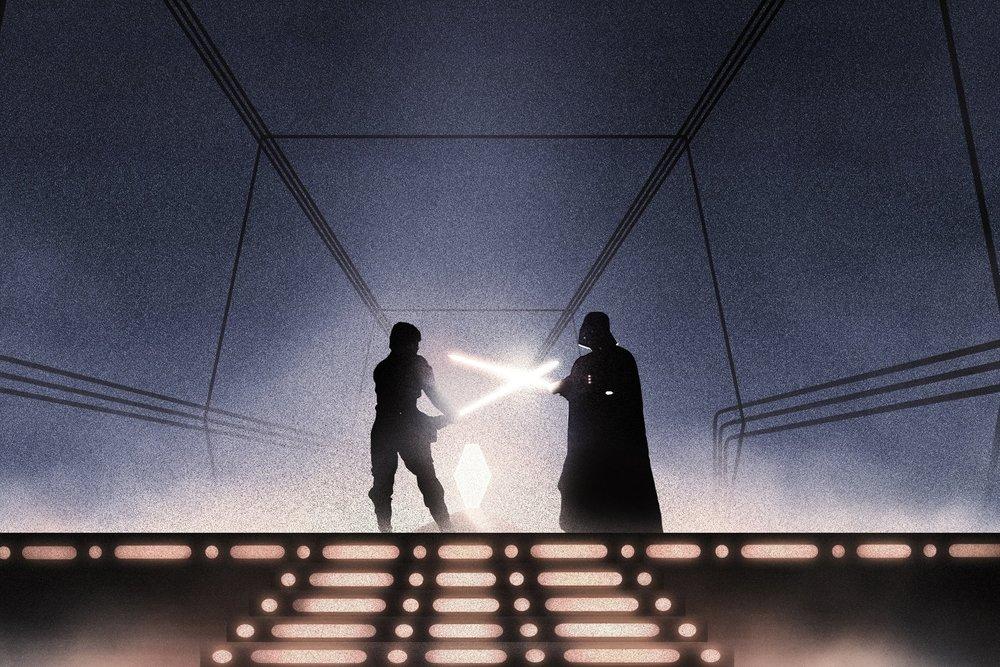 Star Wars: The Empire Strikes Back (1980) - Directed by: Irvin KershnerWritten by: Leigh Brackett, Lawrence Kasdan & George Lucas (story).