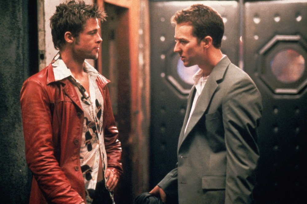 Fight Club (1999) - Directed by: David FincherWritten by: Jim Uhls