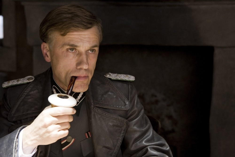 Inglourious Basterds (2009) - Directed by: Quentin TarantinoWritten by: Quentin Tarantino