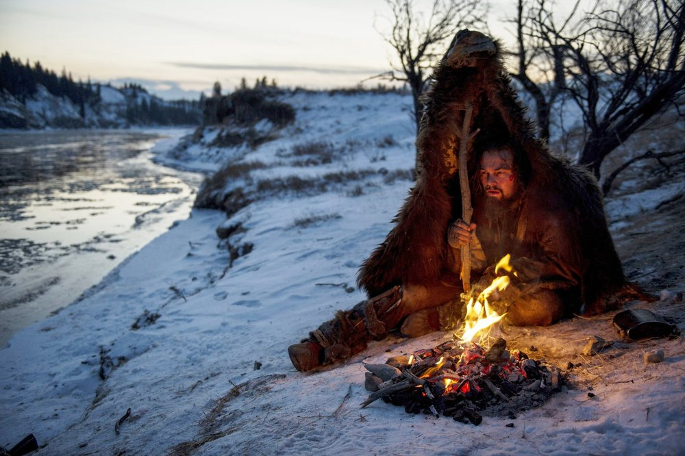 The Revenant (2015) - Directed by: Alejandro González IñárrituWritten by: Mark L. Smith & Alejandro González Iñárritu