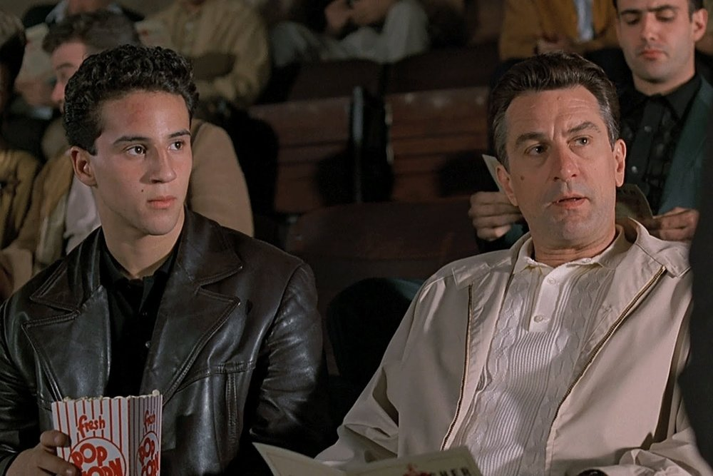 A Bronx Tale (1993) - Directed by: Robert De NiroWritten by: Chazz Palminteri