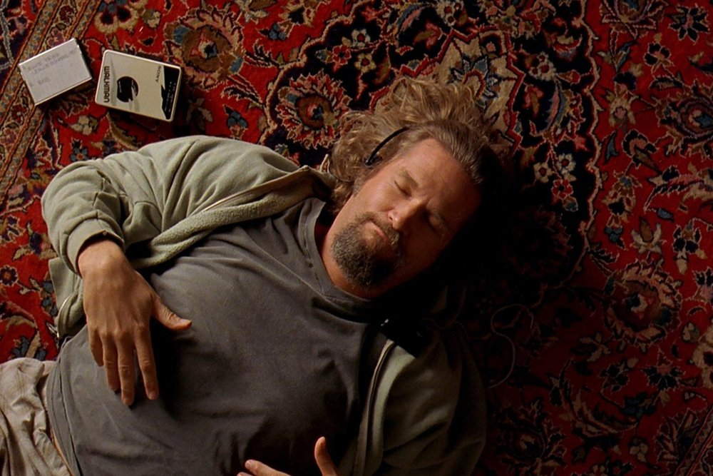 The Big Lebowski (1998) - Directed by: Joel Coen and Ethan CoenWritten by: Joel Coen and Ethan Coen