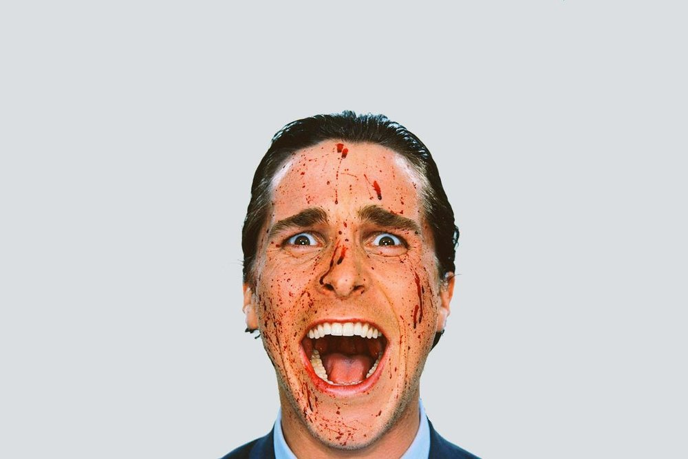 American Psycho (2000) - Directed by: Mary HarronWritten by: Bret Easton Ellis (novel), Mary Harron & Guinevere Turner