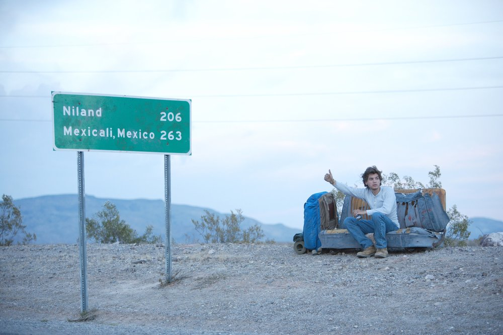 Into the Wild (2007) - Directed by: Sean PennWritten by: Sean Penn & Jon Krakauer (book).