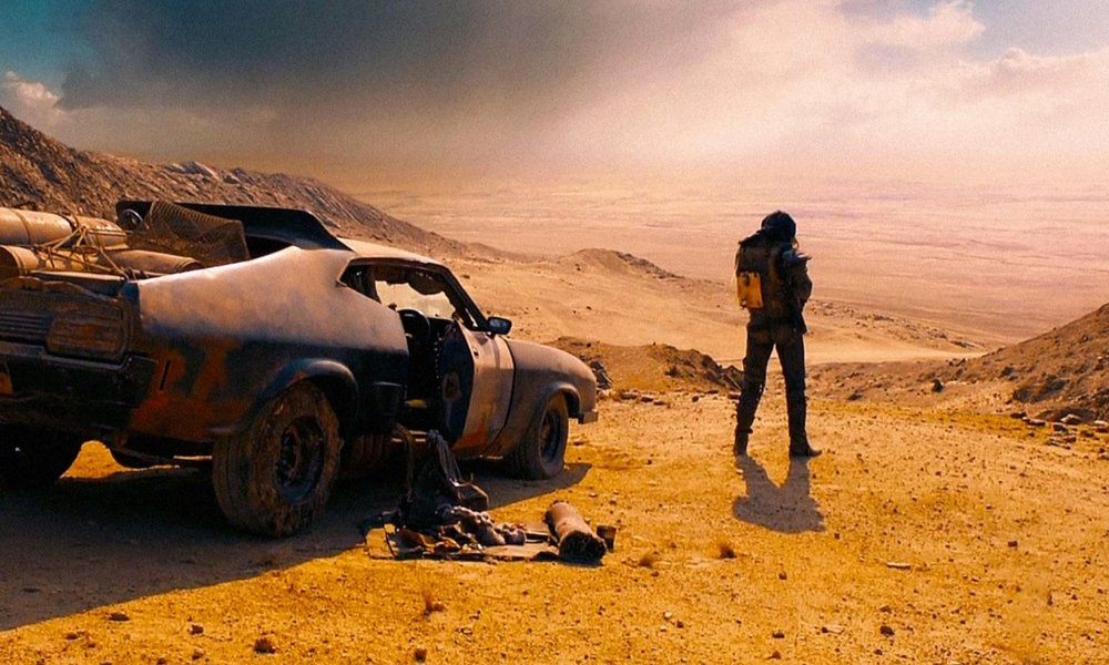 Mad Max: Fury Road (2015) - Directed by: George MillerWritten by: George Miller, Brendan McCarthy & Nick Lathouris