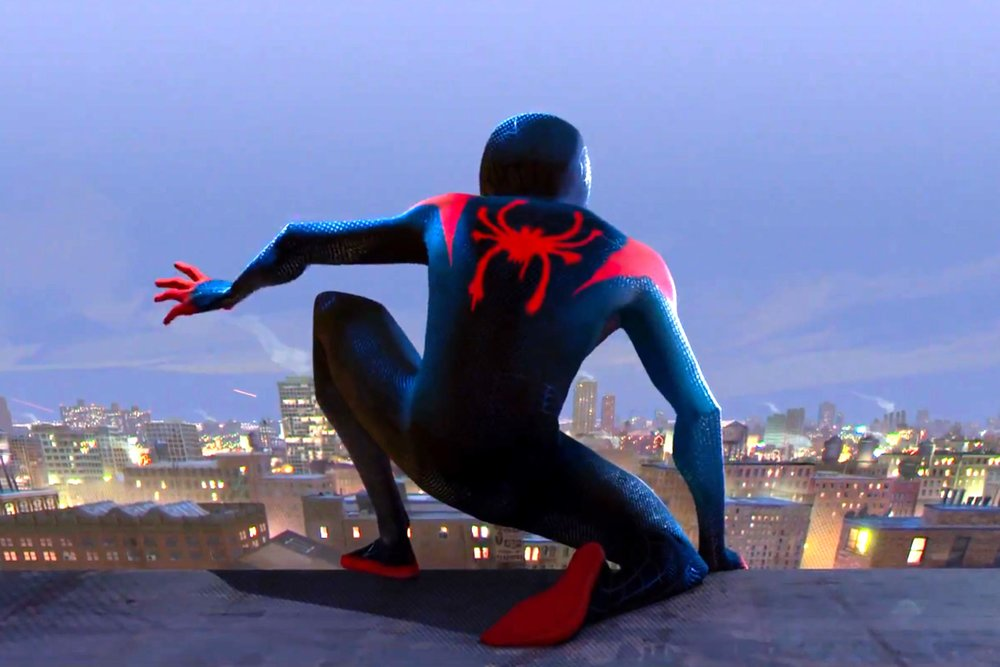 Spider-Man: Into the Spider-Verse (2018) - Directed by: Bob Persichetti, Peter Ramsey & Rodney RothmanWritten by: Phil Lord & Rodney Rothman