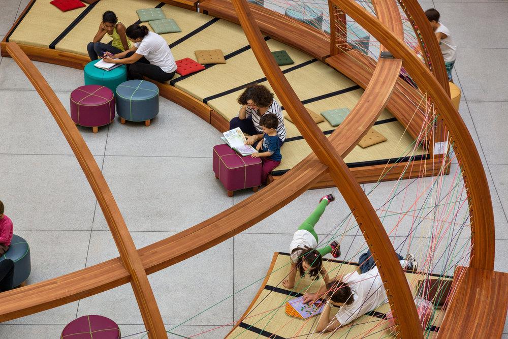 biblioteca parque villa-lobos -