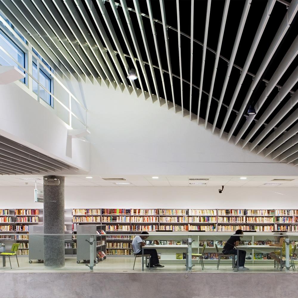 Biblioteca Parque da Juventude -