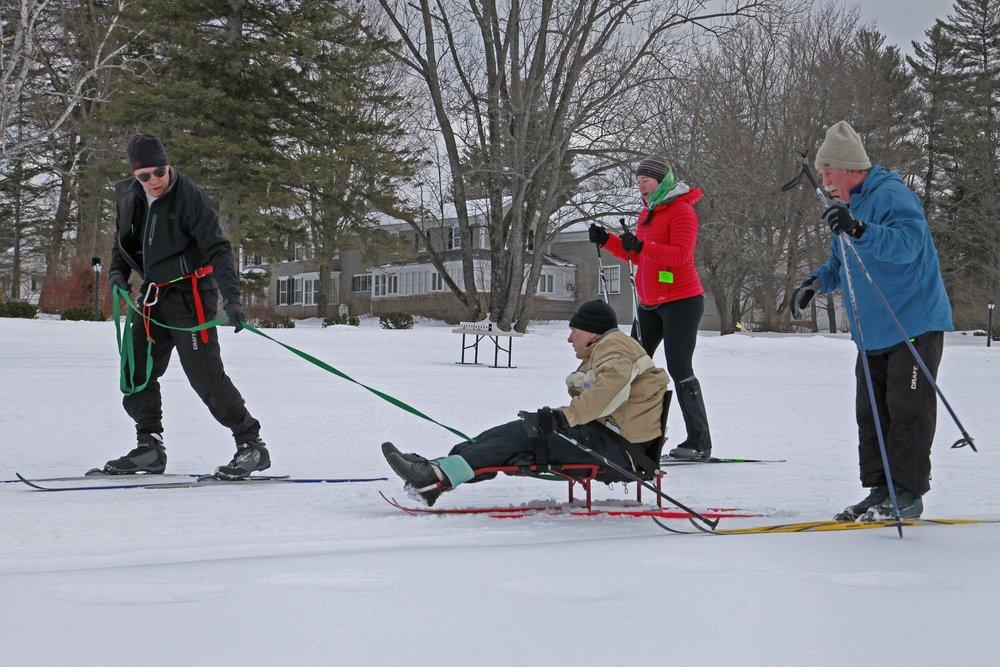 Nordic Skiing -