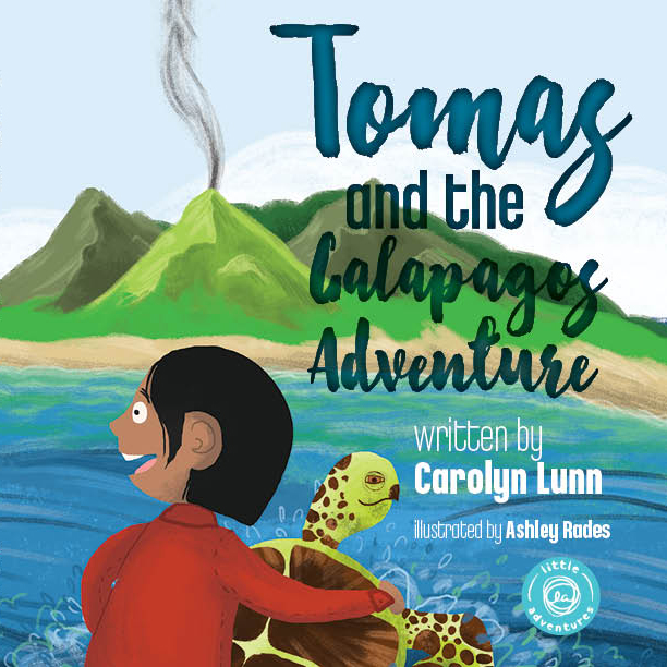 Tomas and the Galapagos Adventure